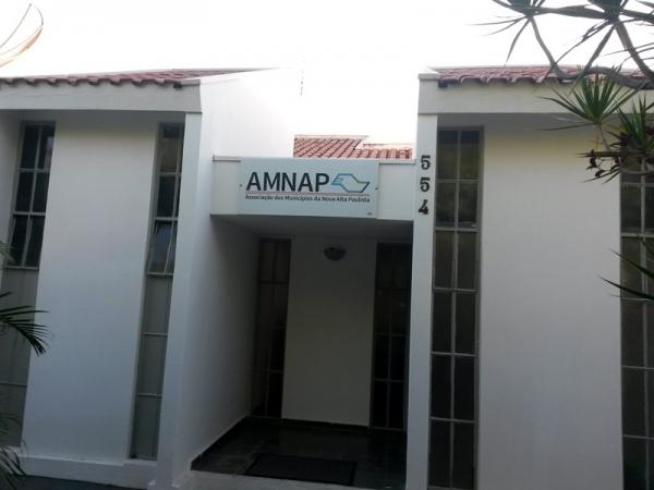 Reprodução - Representados pela Amnap, prefeitos encaminharam manifesto ao governador Doria