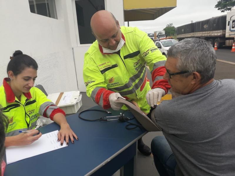 AI da Prefeitura de Epitácio - Ação ocorre em três pontos da Raposo Tavares