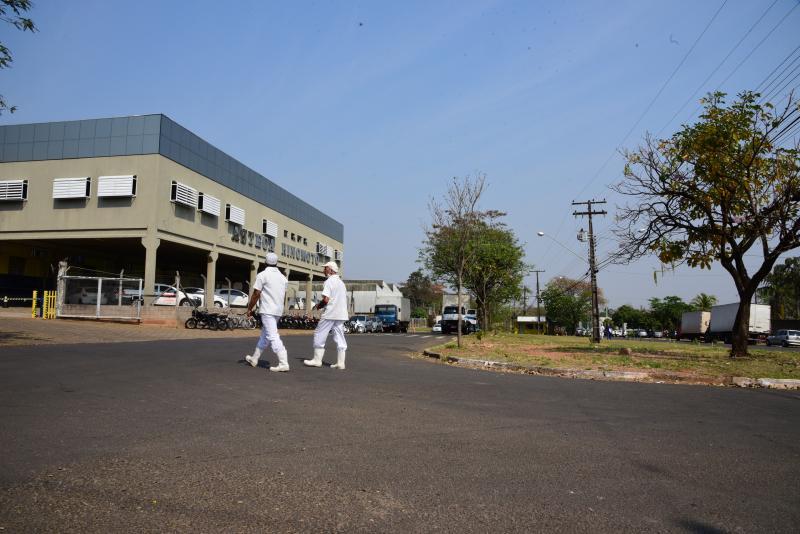 Arquivo - Cerca de 100 funcionários da produção da Asteca entram hoje em férias coletivas