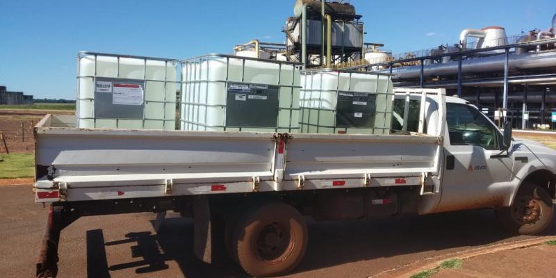 Atvos - Álcool produzido por unidades agroindustriais da empresa atenderá fundos municipais de saúde