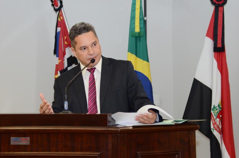 Câmara de Prudente - Pedido foi feito pelo presidente da Câmara, Demerson Dias