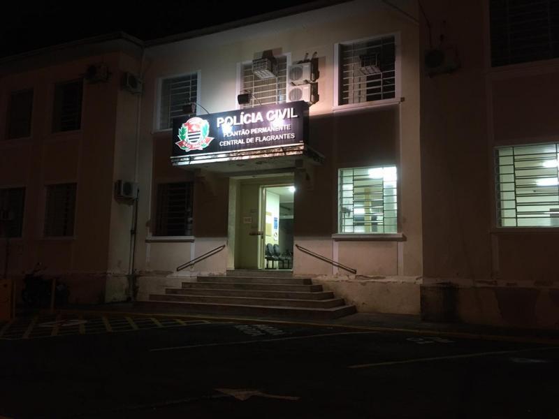 Arquivo - Ocorrência foi apresentada na Central de Flagrantes da Polícia Civil