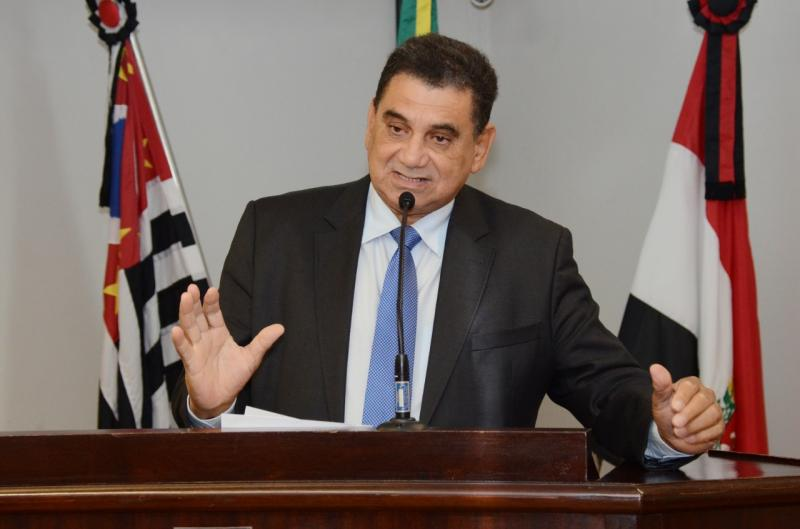 AI Câmara - Até então, Izaque Silva estava filiado no PSDB
