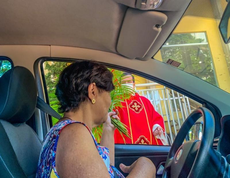 Roberto Mancuzo - Igrejas necessitaram se adequar às normas e regras exigidas pelos órgãos de Saúde