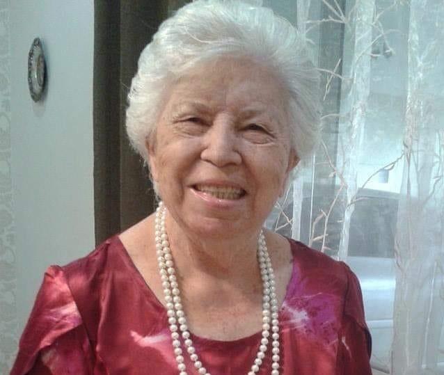 Arquivo pessoal - Dona Santa faleceu aos 95 anos em Prudente
