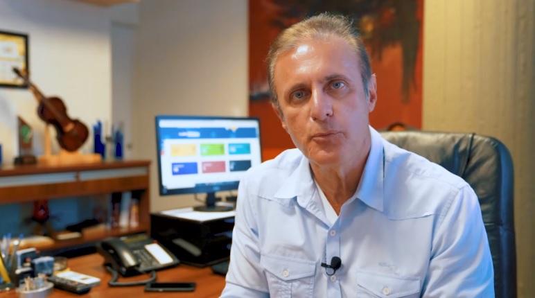 Reprodução - Bugalho diz que mantém contato com Estado para acatar propostas