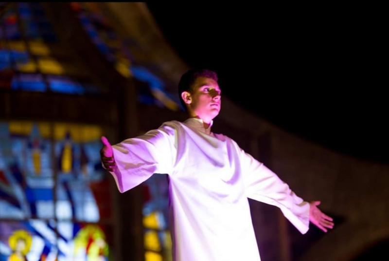 Cedida/Pascom Diocesana - Páscoa é uma das festividades mais importantes: Jesus passou pela morte e agora, ressuscitado, vive para sempre