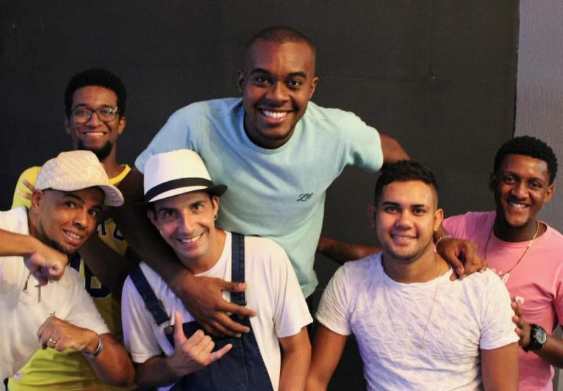 Divulgação -  A partir das 19h, deste sábado, muito samba e pagode com a live do Grupo De Repente