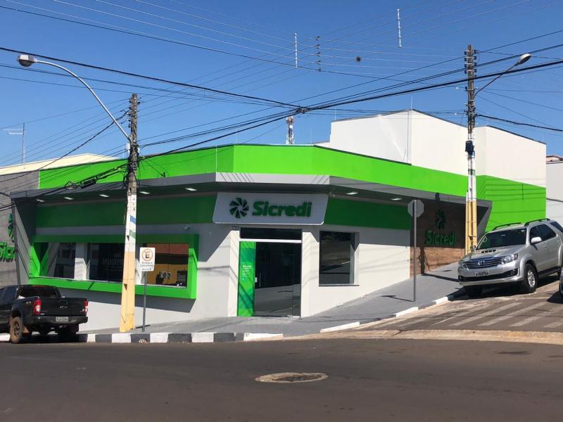 Agência do Sicredi será inaugurada amanhã em Presidente Bernardes