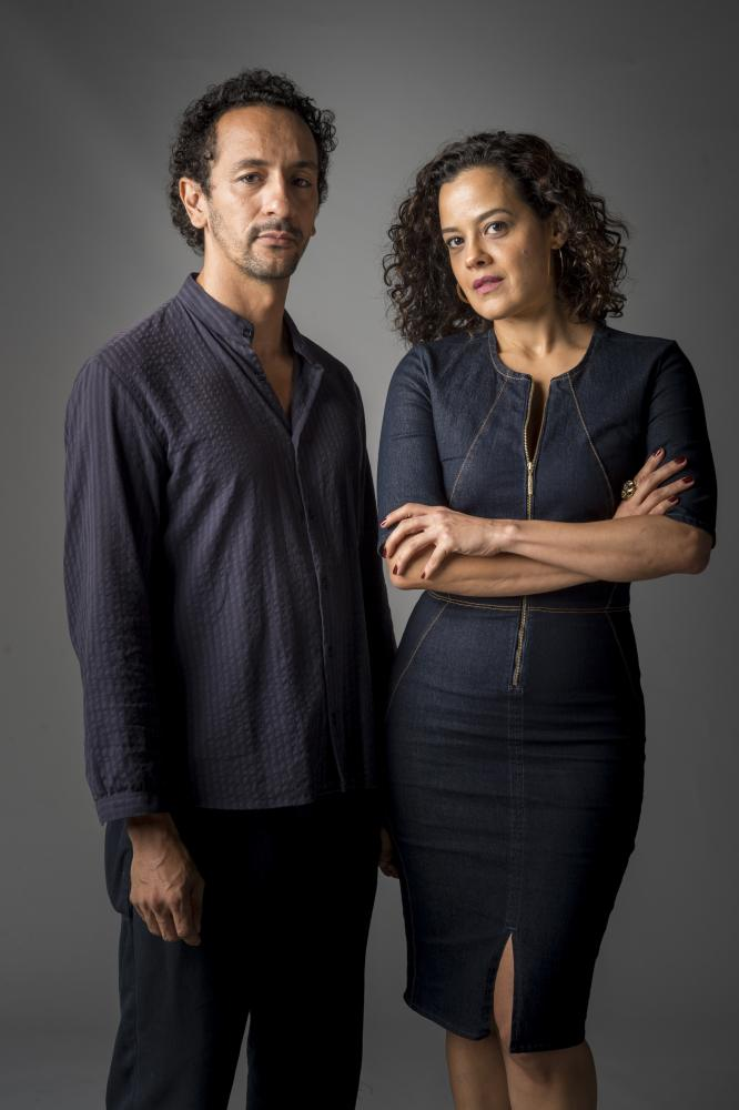 Estevam Avellar/TV Globo - Irandhir Santos e Maeve Jinkings integram o elenco do longa