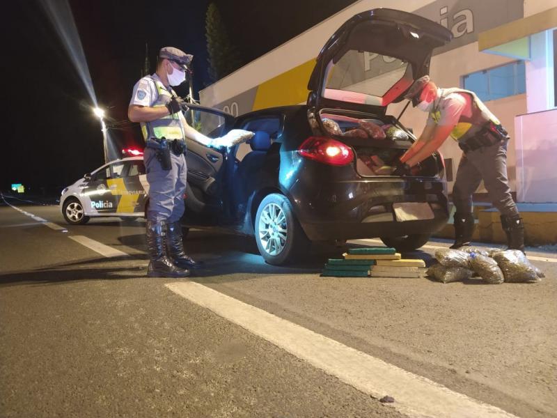 Polícia Militar Rodoviária - Homem de 20 anos foi identificado como morador de Campo Grande