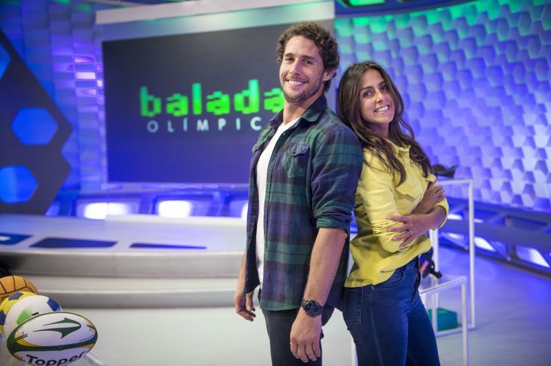 João Cotta / TV Globo - Atração, comandada por Flávio Canto e Carol Barcellos, vai ao ar sábado
