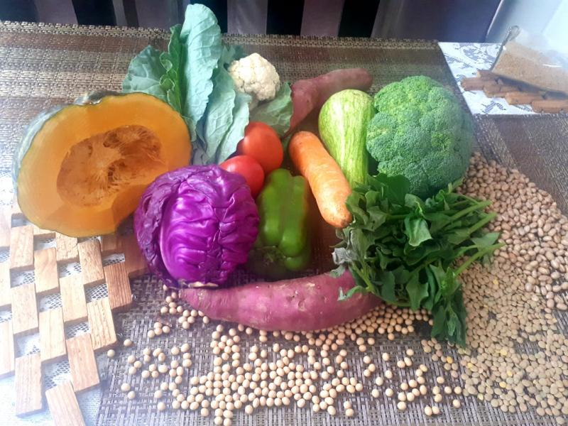Oslaine Silva: Alimentação integral contribui para uma rotina saudável