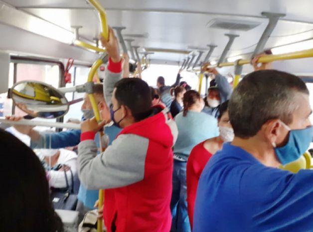 Câmara de Prudente - Vereadores registram superlotação em linhas de ônibus