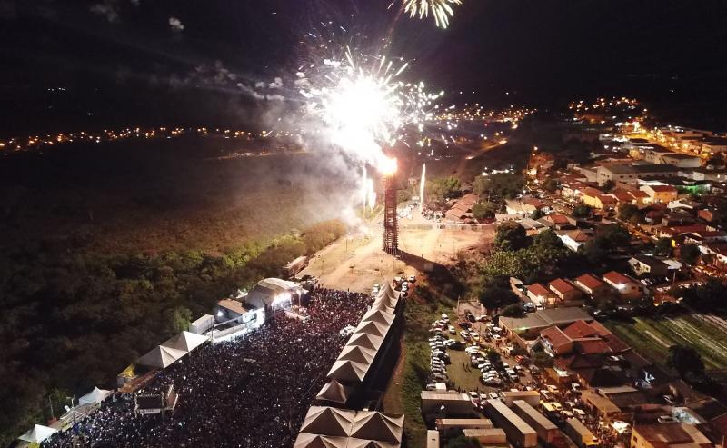 AI da Prefeitura de Pirapozinho - Evento reúne anualmente moradores da região e Estados vizinhos