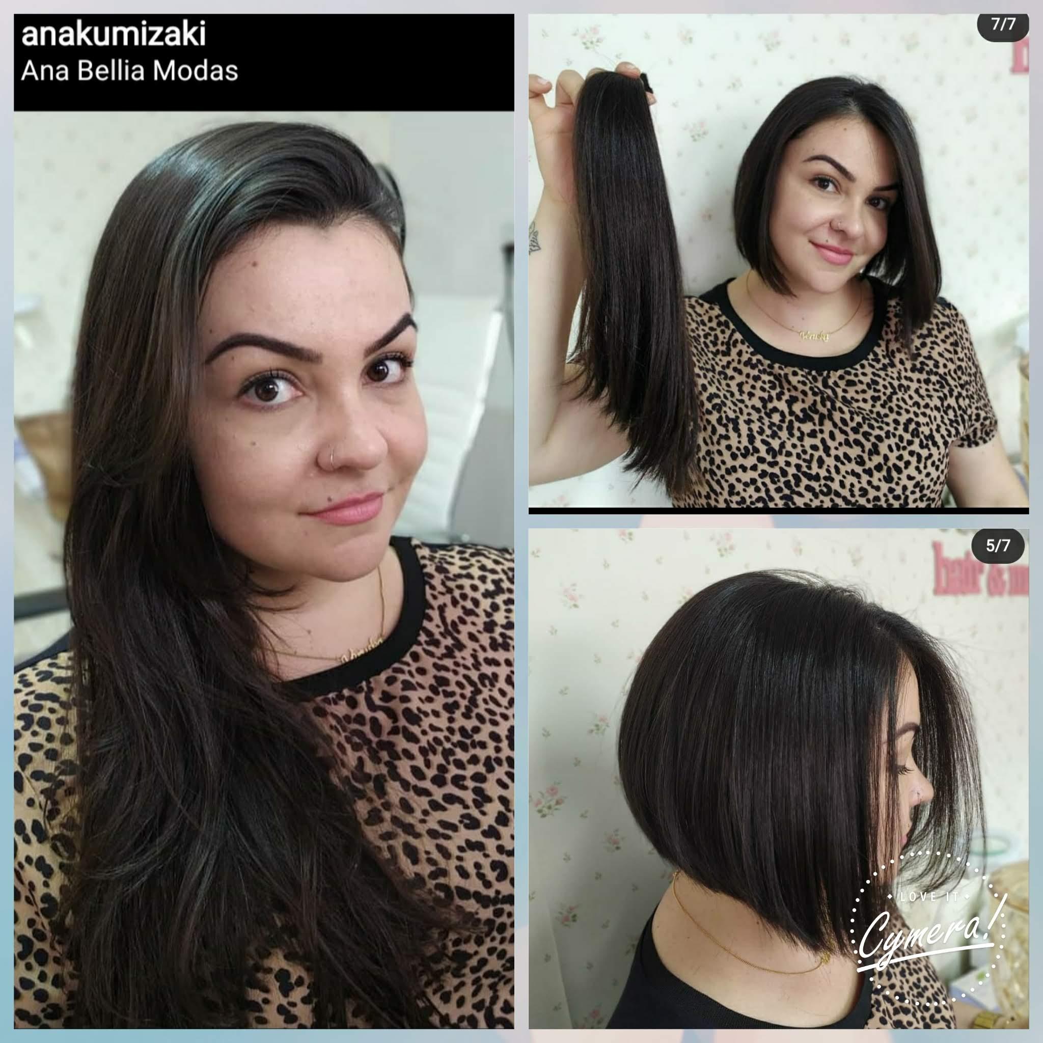 Ana Kumizaki Hair