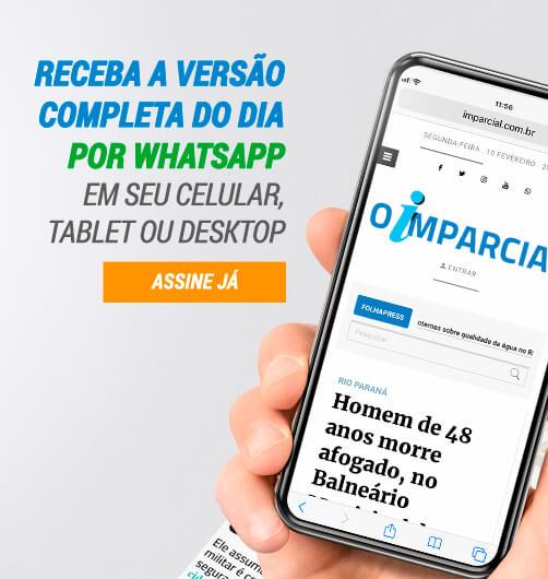 Assine Whatsapp Jornal O Imparcial