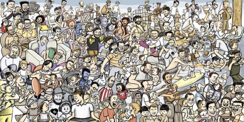 Ilustração de Rodrigo Bueno