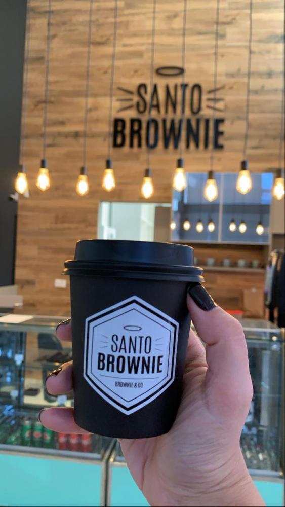 Santo Brownie Cafeteria Presidente Prudente
