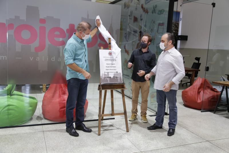hotel projeto inovadores inaugurado na Fundação Inova Prudente