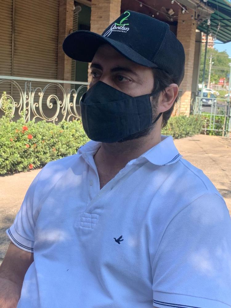 Paulo Meirelles dono do Garden Restaurantes integra grupo de empresários que estão há 150 dias de portas fechadas