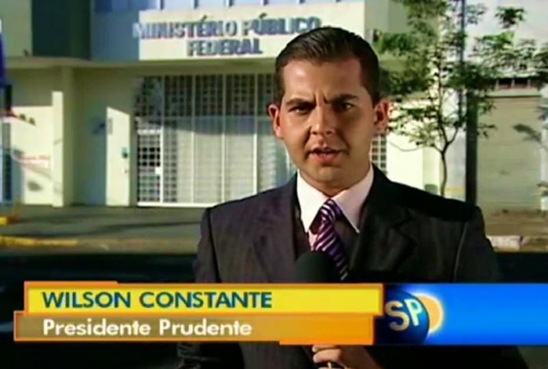Wilson Constante, jornalista e médico, teve atuação em O Imparcial, TV Fronteira, e hoje se dedica a cuidar de pacientes em unidade de Teodoro Sampaio