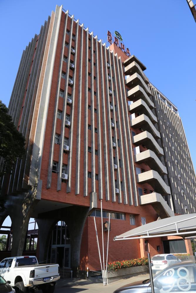 aruá hotel segue em obras em presidente prudente