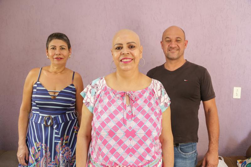 relato câncer de mama em presidente prudente