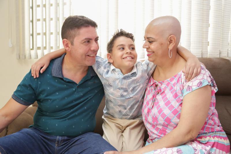 relato de câncer de mama em presidente prudente