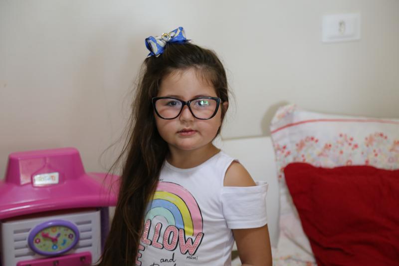 menina isabela tenta superar a morte da mãe presidente prudente