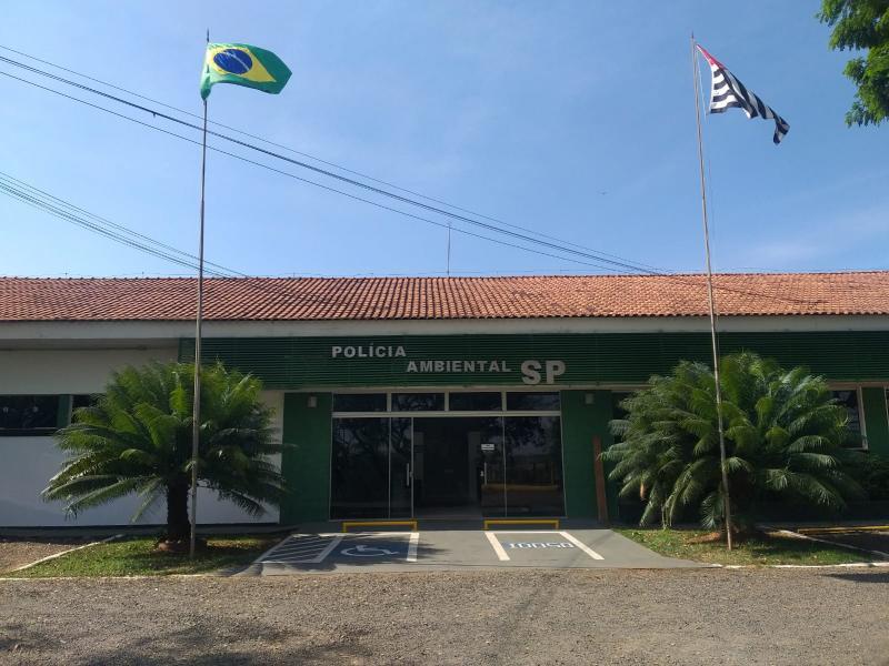 polícia militar ambiental inaugura nova sede em presidente prudente