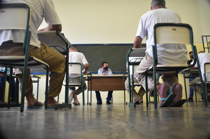 detentos da região de presidente prudente participam de curso técnico