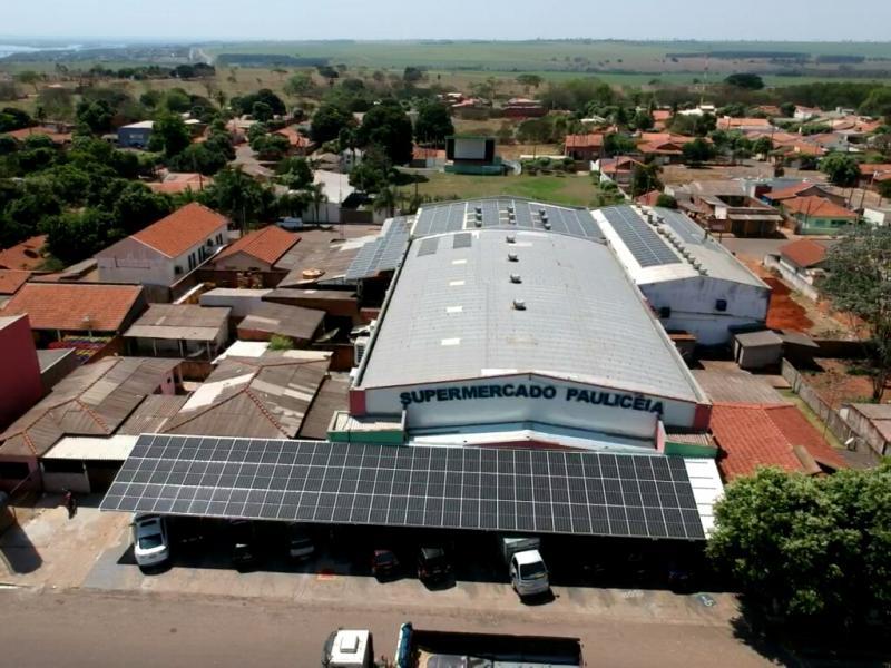 empresa de energia sustentável sediada em presidente prudente Solarsis