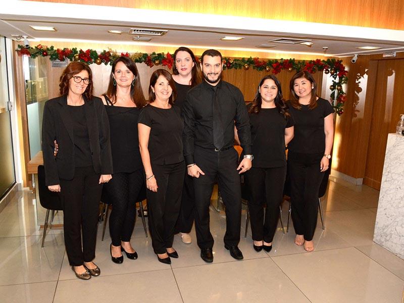 STAFF Equipe da Monalisa Joias do Prudenshopping