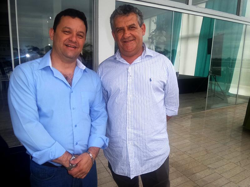 MARCELO COSTILHO E JOÃO CARLOS MARCONDES, DA SECRETARIA DO DESENVOLVIMENTO