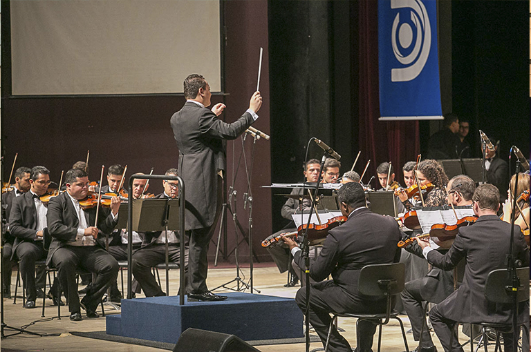 SINFONIA Orquestra Filarmônica Unicesumar apresentará concerto dia 3 de setembro, no Parque do Povo