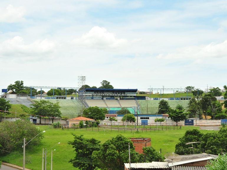 Marcio Oliveira, Estádio irá receber os jogos do Grêmio Prudente pelo Campeonato Paulista da 2ª Divisão