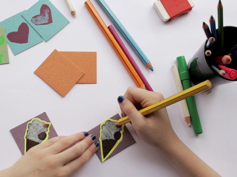 Divulgação,  Ação conta com maratona de crochê, jogos, serigrafia, entre outros