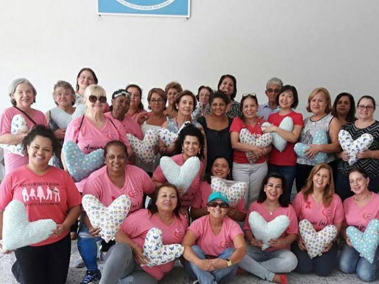 4bdb9c63fa6613 Grupo Amigas (os) Almofadas do Coração promovem Chá-bingo | O Imparcial