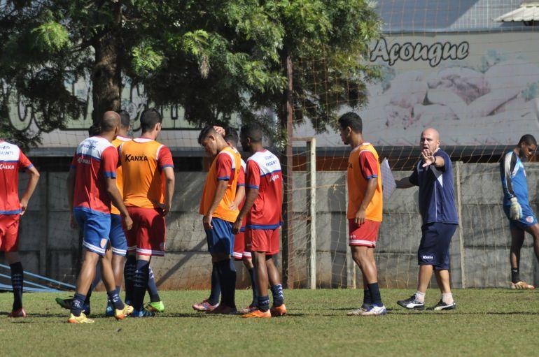 Arquivo - Grêmio Prudente foca totalmente no jogo de sábado, que dá início a Segunda Divisão
