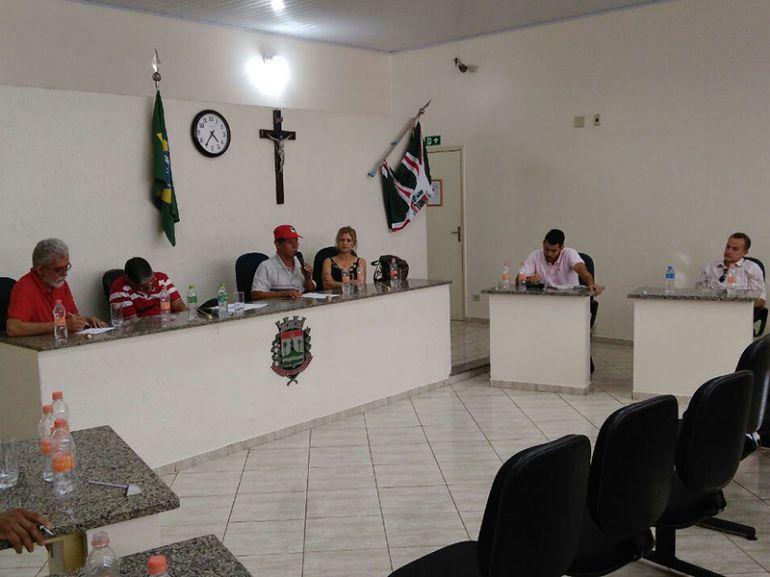 Cedida -Plenária municipal debateu problemáticas que envolvem o trabalho dos assentados do Pontal