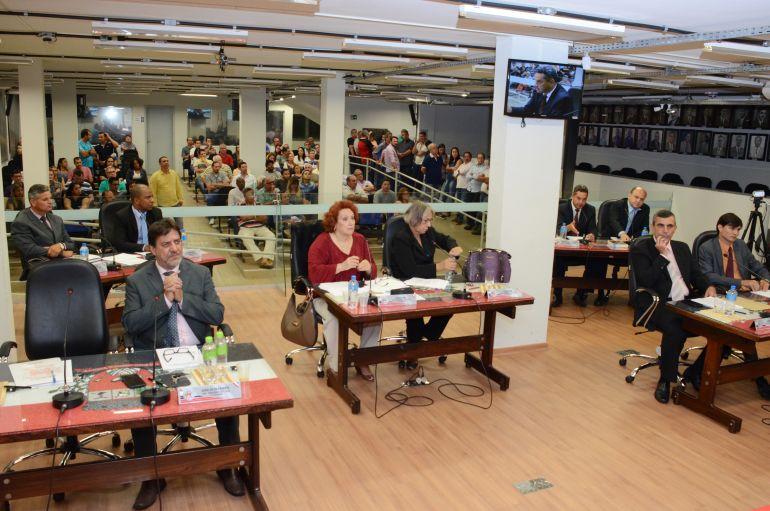 Maycon Morano/AI Câmara - Projeto que reajusta CIP em Prudente foi aprovado por 9 votos a 3, na sessão de segunda