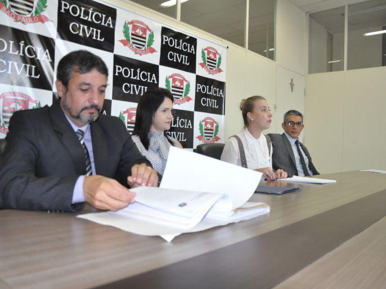 José Reis - Operação Tríade foi desencadeada por Polícia Civil, MPE e TCE