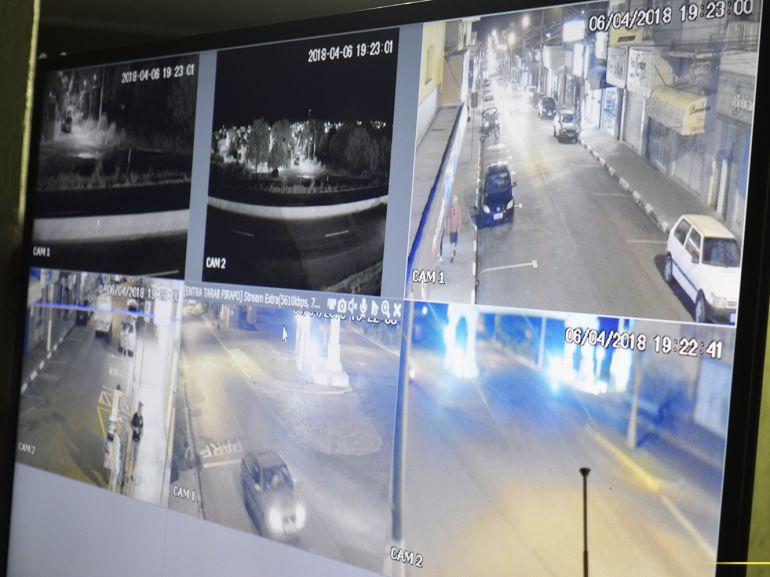 Lead Comunicação Empresarial - Instalação de 20 equipamentos de segurança visa o monitoramento das ruas da cidade