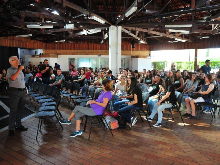 Marcio Oliveira - Atividade contou com a presença de gestores municipais da região