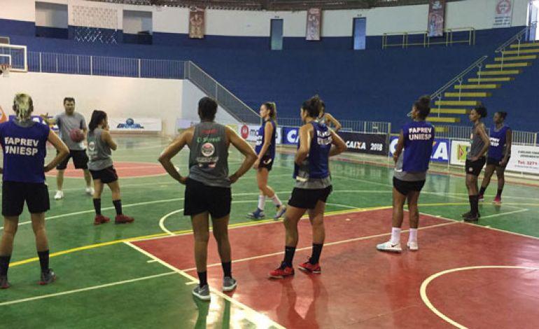 Arquivo, Equipe venceslauense treinou ao longo dos 11 dias de descanso, após último confronto