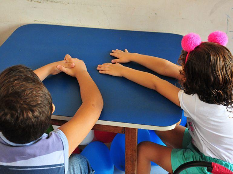 Marcio Oliveira - Problema pode ser percebido nas crianças entre os 5 e 6 anos