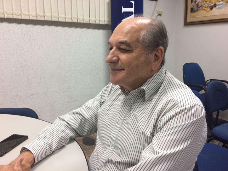 Gabriel Buosi -Antônio Fernandes Ferrari é pré-candidato pelo Partido Verde