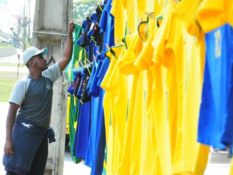 Marcio Oliveira - Produtos podem ser encontrados na Avenida Salim Farah Maluf e no Parque do Povo