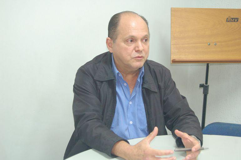 Mariane Gaspareto - Sergio Donha busca representar o oeste paulista na Alesp